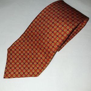 Kiton Authentic men's silk tie